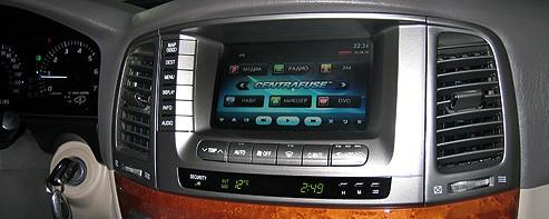 Lexus LX470 2007