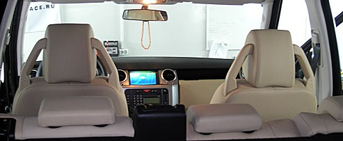Land Rover Discovery 3 2008_2
