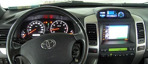 Toyota Land Cruiser Prado 2007